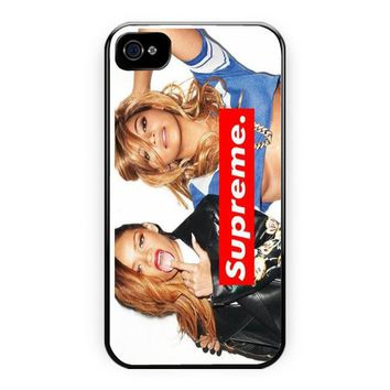 Beyonce Supreme Music Yonce iPhone 4/4S Case