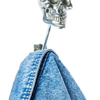 Hang Man Skull Hook