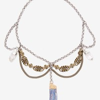 Heather Kahn Crystal Visions Choker