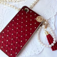 iPhone4 Pattern Crystals Protective Case Gift for Men - GULLEITRUSTMART.COM