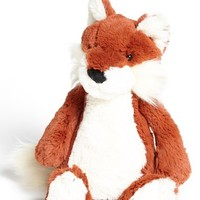 Toddler Jellycat 'Bashful Fox' Stuffed Animal