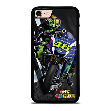 MOTO GP ROSSI THE DOCTOR STYLE iPhone8 Case