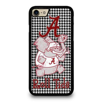 ALABAMA CRIMSON ROLL TIDE Case for iPhone iPod Samsung Galaxy