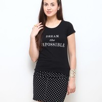 Impossible Tee - Black Online Shopping | 51630