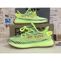 "Adidas Yeezy Boost 350 V2 ""Semi Frozen Yellowâ€"