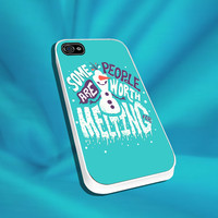 Olaf Quotes For iPhone 4/4s,5/5s/5c, Samsung S3,S4,S2, iPod 4,5, HTC ONE