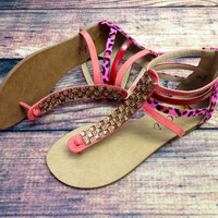 DROVE ME WILD SANDALS – LaRue Chic Boutique