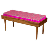 "Limited Edition ""Pencil Bench"", England, 2007"