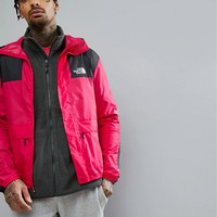 The North Face 1985 Mountain Jacket Exclusive to ASOS In Bright Pink at asos.com