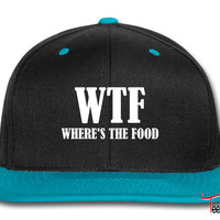 Wheres The Food Snapback