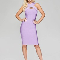 Tristyn Bandage Dress at Guess