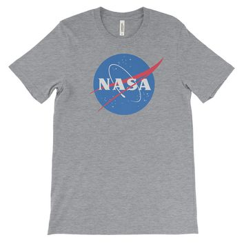 NASA Logo (center) T-Shirt