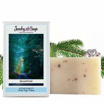 Spruced Forest | Jewelry Soap
