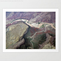 Grand Canyon bird's eye view #1 by kathrinmay