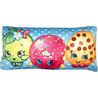 Shopkins Toys Body Pillow Bedding Accessory - Kids