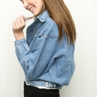 ISABELLE DENIM JACKET