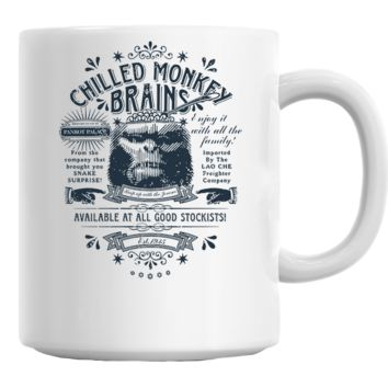 Chilled Monkey Brains Mug