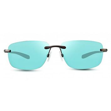 Revo - Outlander Gunmetal Sunglasses, Blue Water Serilium Lenses