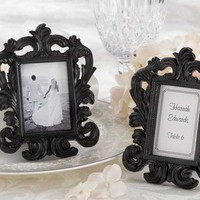 Baroque Photo Frame and Card Holder