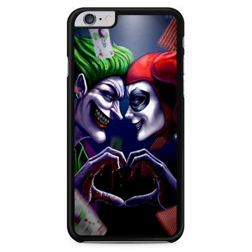 Harley Quinn And Joker iPhone 6 Plus / 6s Plus Case