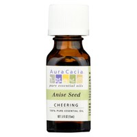 Aura Cacia Essential Oil - Anise - .5 Oz