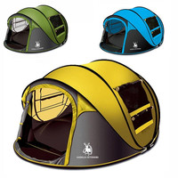 Large Outdoor Pop Up Camping Tent