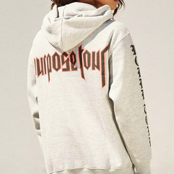 Purpose Tour Graphic Hoodie