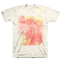 Ellie Goulding - Sunset Photo T-Shirt - TM Stores