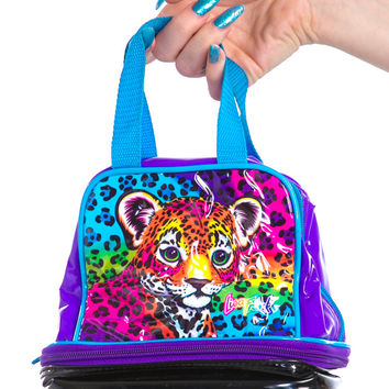Vintage 90's Lisa Frank Cheetah Bag