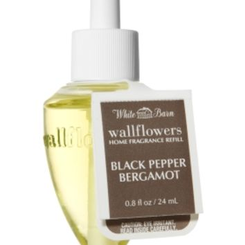 Black Pepper Bergamot Wallflowers Fragrance Bulb   - Slatkin & Co. - Bath & Body Works