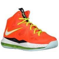 Nike Air Max Lebron X - Boys' Grade School at Kids Foot Locker