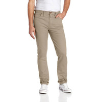 Dickies - 810 British Tan 5-Pocket Slim Fit Skinny Leg Work Pant
