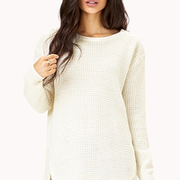 High Voltage Knit Sweater | FOREVER 21 - 2062081411