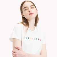 Colored Logo T-Shirt | Tommy Hilfiger