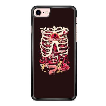 Anatomy Park iPhone 7 Plus Case