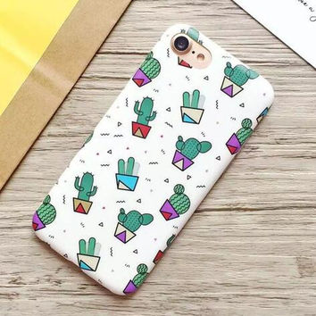 Top Quality Cactus Case Multiple Protection Cover for iPhone 7 7 Plus & iPhone 6 6s Plus + Gift Box55
