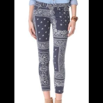 AG 'The Legging' Ankle Super Skinny Jeans
