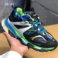 Balenciaga Woman Men Fashion Sneakers Sport Shoes