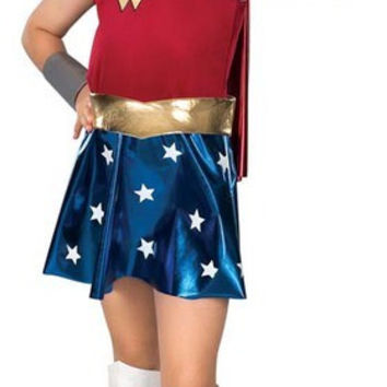 Girl's Costume: Wonder Woman | Small