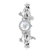 Wyoming Cowboys NCAA Women's Charm Series Watch