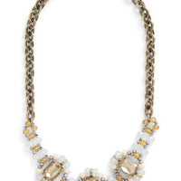 ModCloth Statement Dazzle in the Daylight Necklace