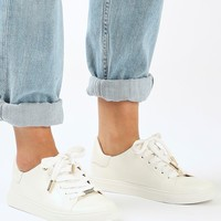 CATSEYE Lace Up Trainers | Topshop