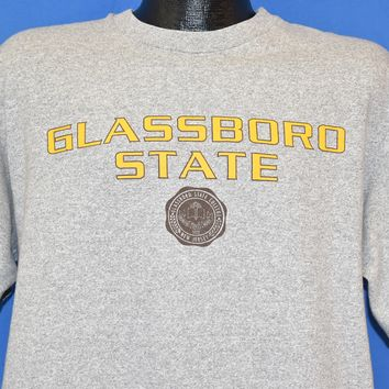 90s Glassboro State New Jersey College t-shirt Large