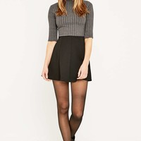Urban Outfitters Flirty Textured Skirt - Urban Outfitters