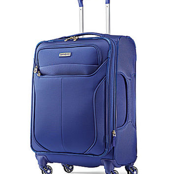 "Samsonite LIFTwo 21"" Upright Spinner - Blue 21"" Upright Spinner"