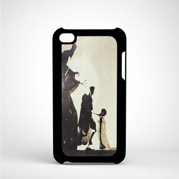 Design The Deathly Hallows iPod 4 Case