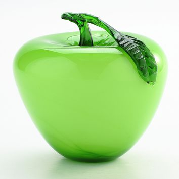 8 inch Green Apple