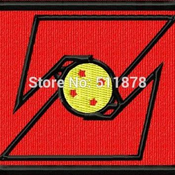 DragonBall Z Dragon Ball Film Movie TV Series Costume Embroidered Emblem sew on iron on sew on patch Badge
