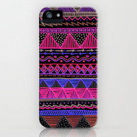 Ocean T Neon iPhone Case by Lisa Argyropoulos   Society6