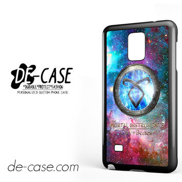 The Mortal Instruments City Of Bones For Samsung Galaxy Note 4 Case Phone Case Gift Present